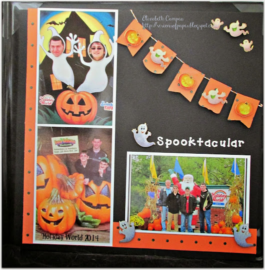 Lasting Memories #214 Trick or Treat or Use Halloween Colors