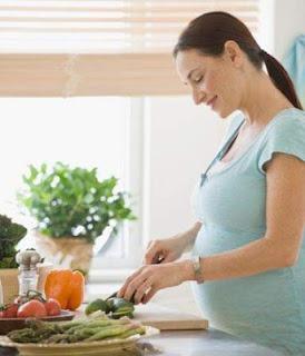 Makanan agar cepat hamil