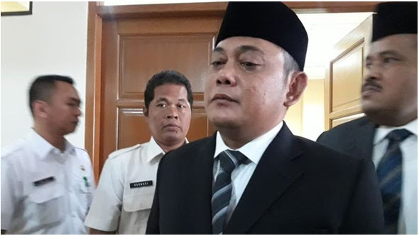 Neneng Diciduk KPK, Pj.Bupati Bekasi Resmi Diserahkan ke Wakil Bupati Eka Supria Atmaja