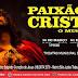 Theatro recebe espetáculo musical 'A Paixão de Cristo'