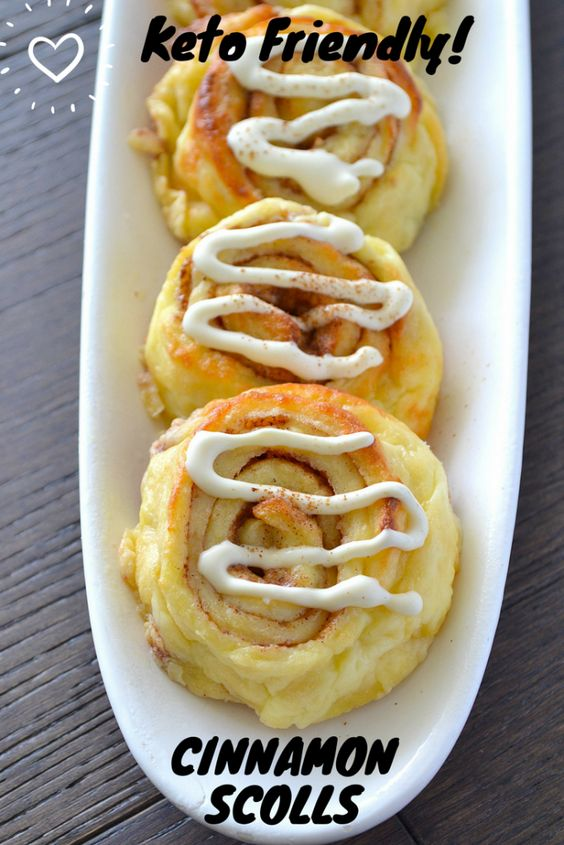 KETO CINNAMON ROLLS ARE A SWEET CHEESY DESSERT WHICH IS MADE FROM FATHEAD PIZZA DOUGH, MIXED WITH STEVIA TO GIVE IT A SLIGHT SWEETNESS ALONGSIDE THE CINNAMON. ITS THE PERFECT DESSERT FOR A CHEESE LOVER ALIKE