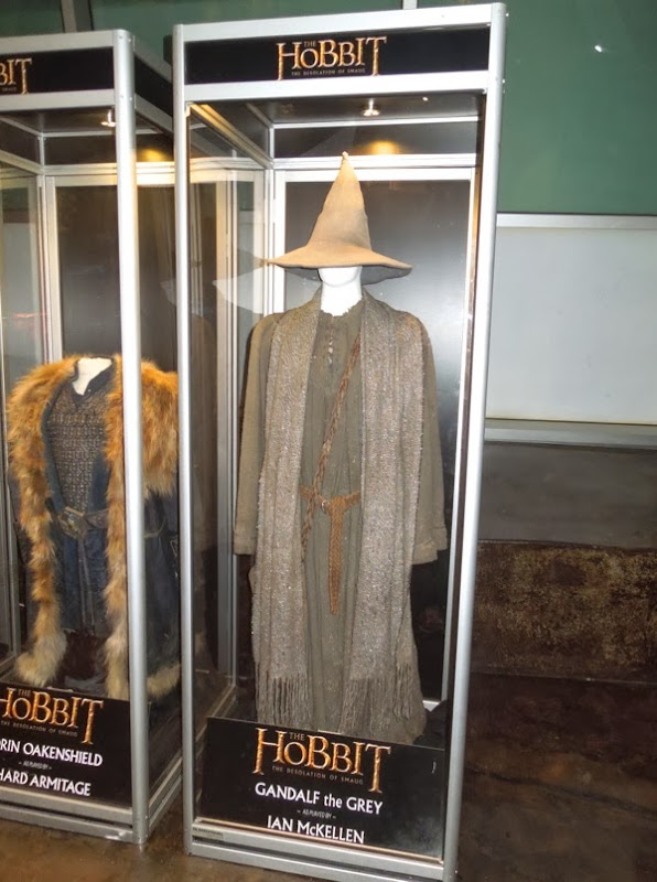 Ian McKellen Hobbit 2 Gandalf movie costume
