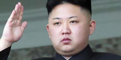 الزعيم الكوري الشمالي كيم جونغ اون