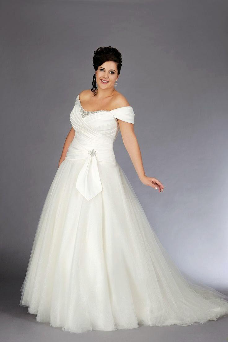 Vestidos de novia gorditas 2019