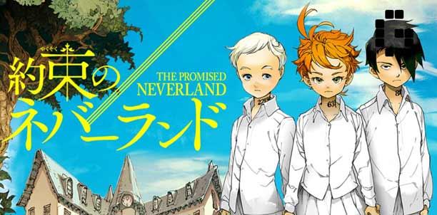 Anime Mystery Terbaik - Yakusoku no Neverland