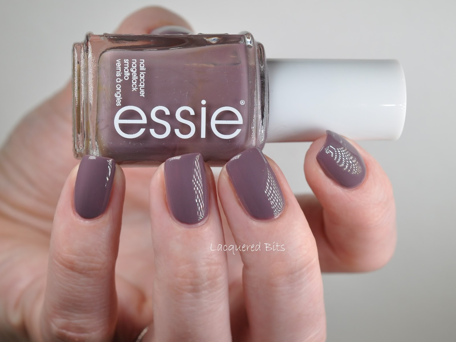 Essie - Merino Cool - Swatches & Review - Lacquered Bits