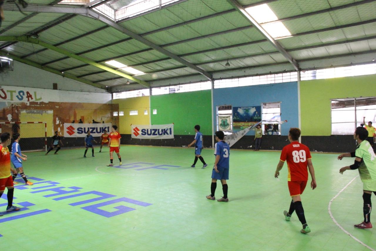 Gelaran Perdana, Suzuki Futsal Community Challenge