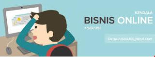 Hambatan e-Business dan kendala dalam mengembangkan bisnis Internet di Indonesia - internet