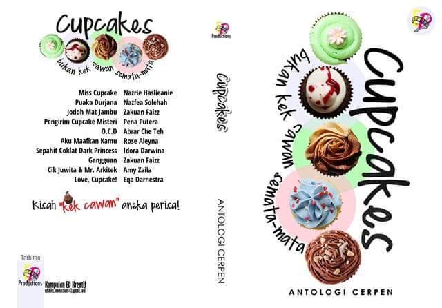 Rose.Aleyna: Antologi Cerpen Cupcakes