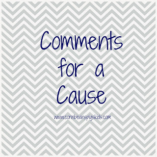 Comments for a Cause - No Kid Hungry campaign