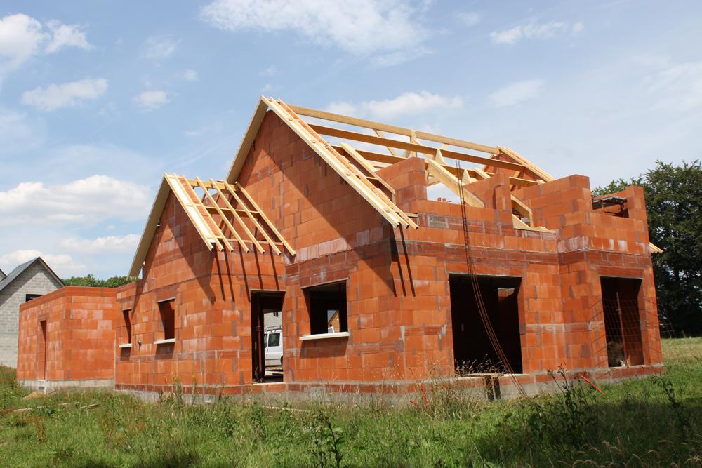 Les archives de la terre cuite juillet 2013 for Construction maison brique