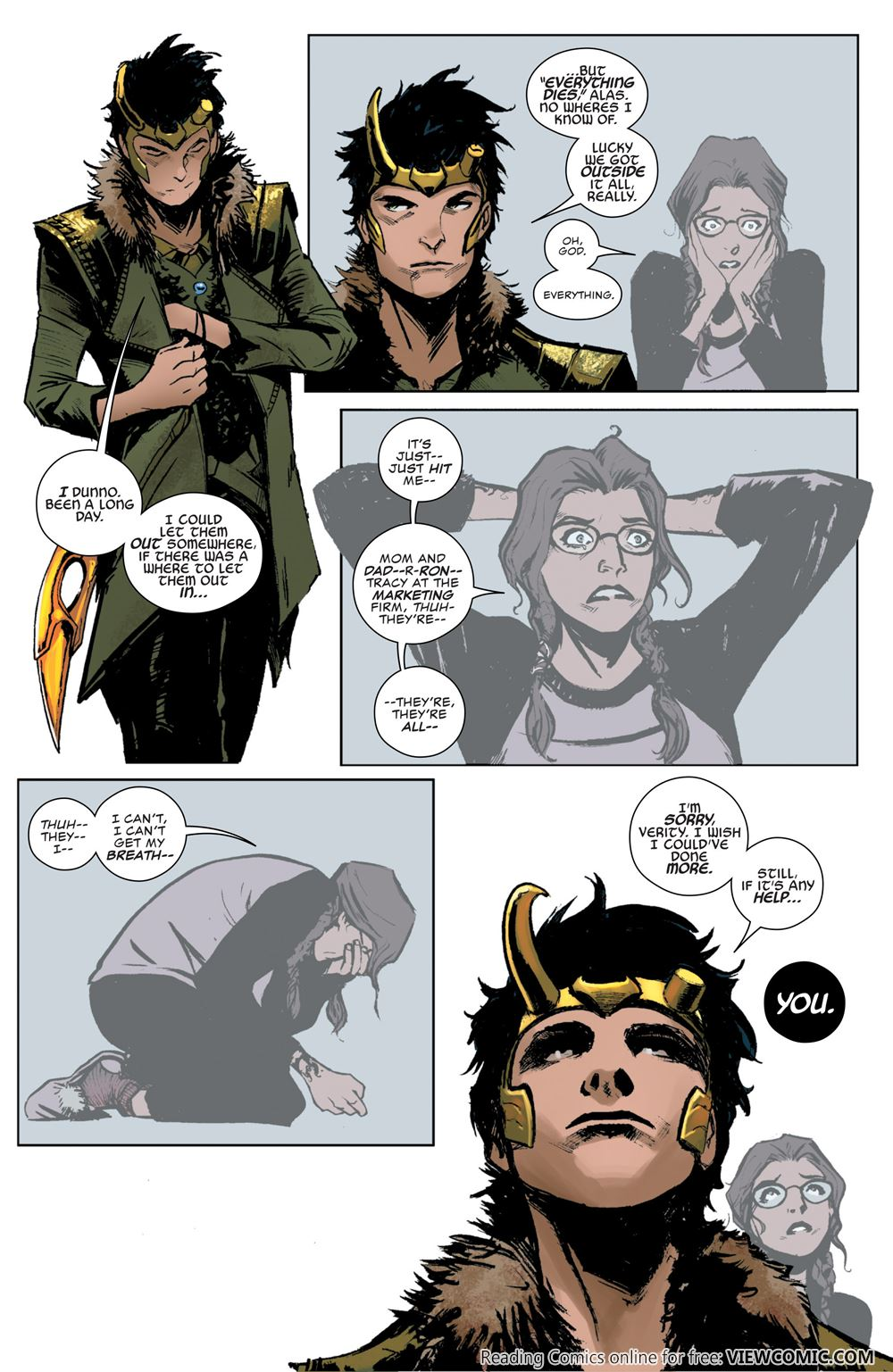 Loki v3 Agent of Asgard 016 (2015) ……………… | Viewcomic