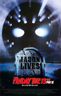 Jason Lives: Friday the 13th Part VI Poster