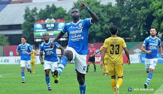 Komentar Mario Gomez Usai Persib Bandung Menang atas Bhayangkara FC