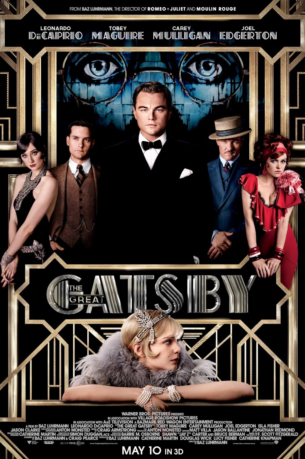 The Great Gatsby 2013 - Full (HD)