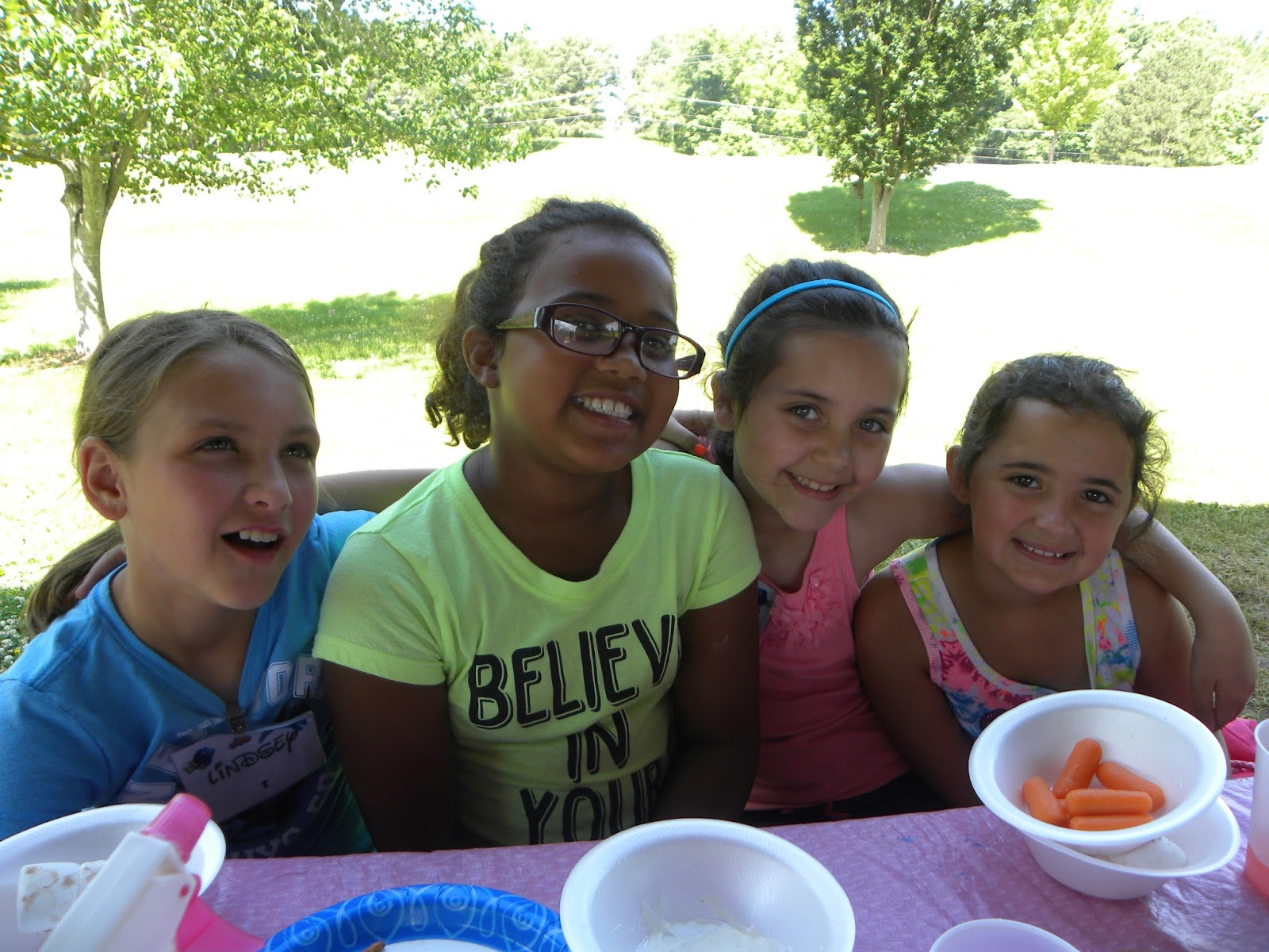 Girl Scouts of Southern Illinois: 2016 Girl Scout Camp