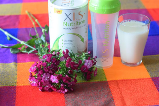 XLS nutrition meal replacement shake