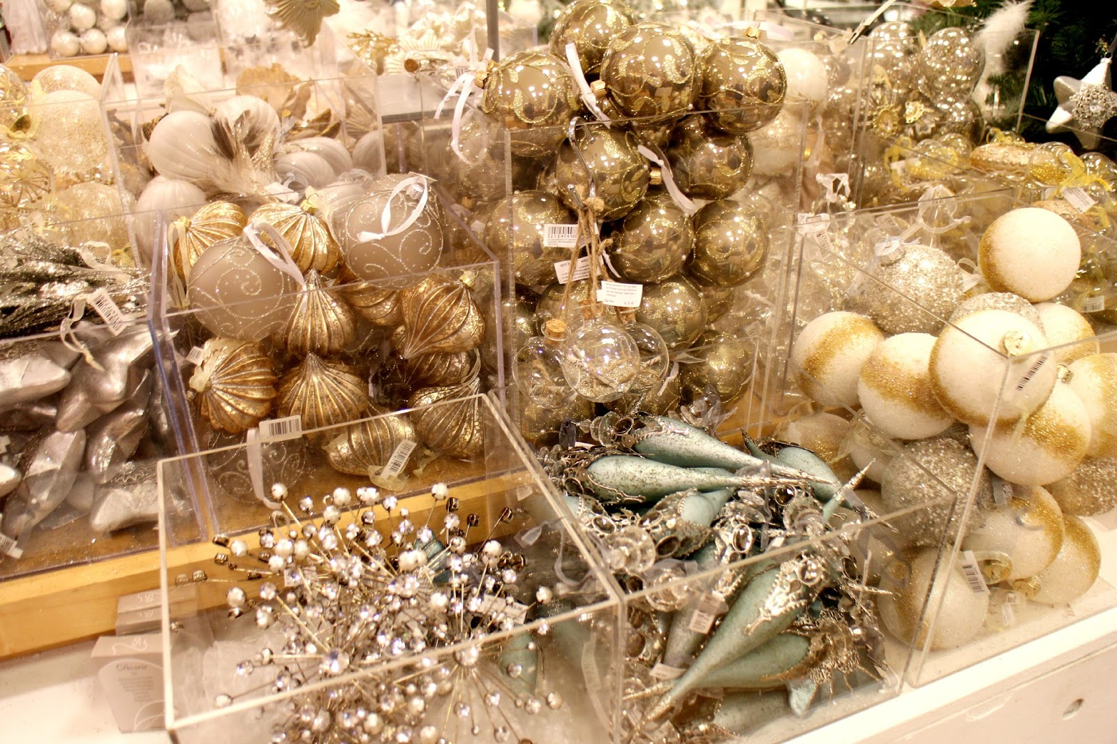 John Lewis Decorations 2015