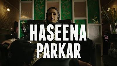 Haseena Parkar Movie Poster Stills