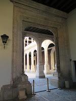 palacio de Avellaneda Peñaranda de Duero