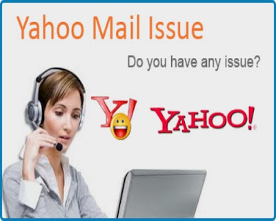 Yahoo mail problems and support