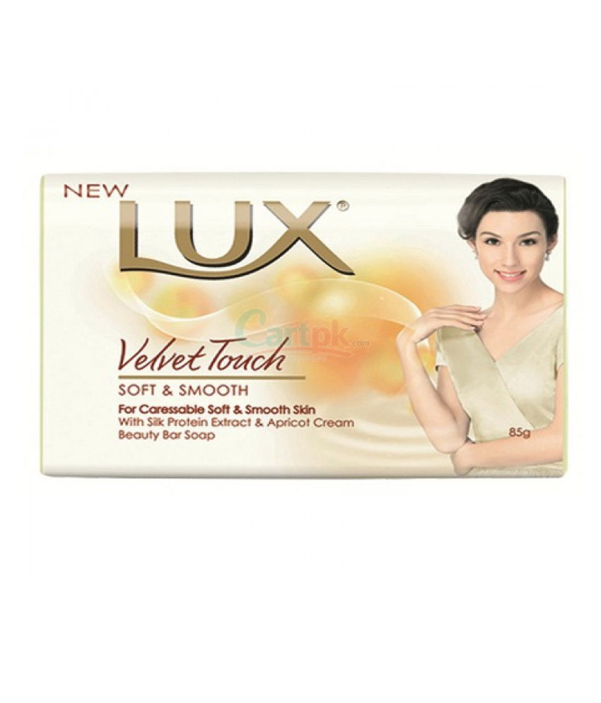 LUX Velvet Touch Soft And Smoth Soap 170G