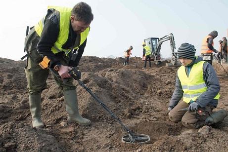 Un trésoir remontant à la dynastie danoise de Jelling découvert dans le nord de l'Allemagne