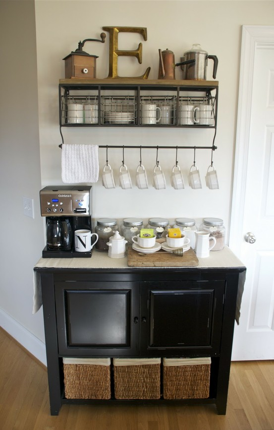 Kitchen Wall Hutch Shelf Pic