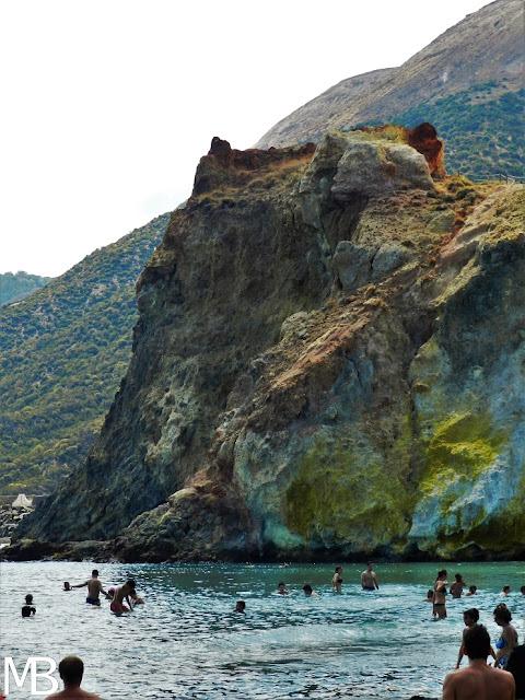 zolfo vulcano isole eolie