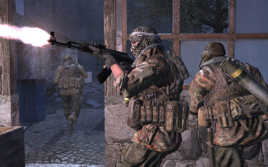 Call of Duty 4 Modern Warfare Free For PC