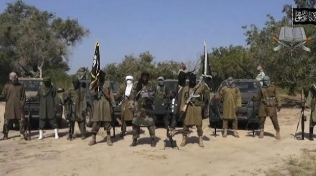 Many Chibok girls killed by Nigerian troops, says Boko Haram
