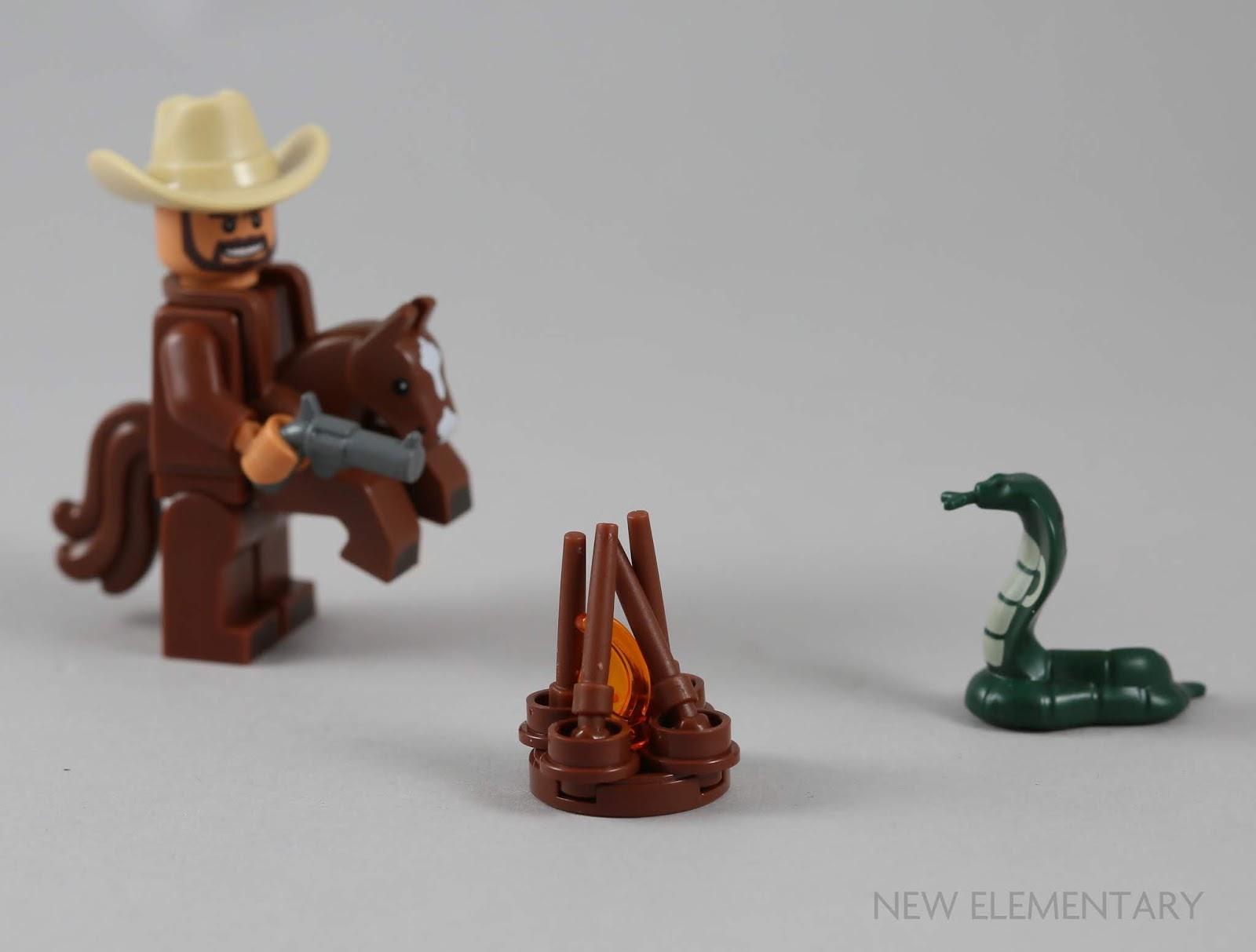 lego® harry potter: a wanderful new element | new elementary, a lego