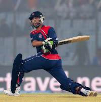 Nepal Defeat Namibia by 5 wickets- ICC World cricket league