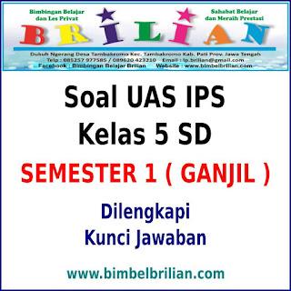 Kerajaan Hindu tertua di Indonesia yaitu kerajaan  Soal UAS IPS Kelas 5 SD Semester 1 (Ganjil) Dan Kunci Jawabannya