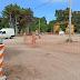 Se solicita transitar con precaución por construcción de rotonda en Santa Bernardina
