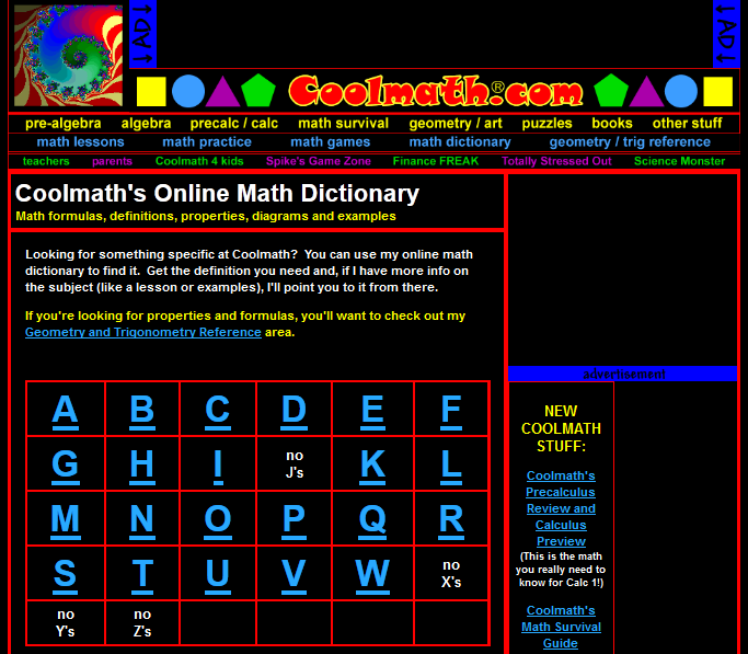 Online algebra help