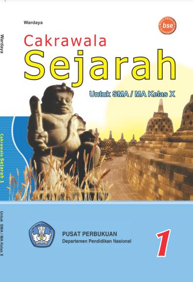 Download Buku Siswa KTSP SMA Kelas 10 Mata Pelajaran Cakrawala Sejarah 1