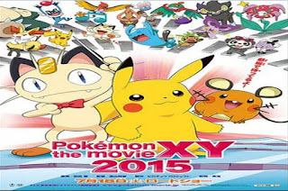 Pokemon The Movie XY (2015)