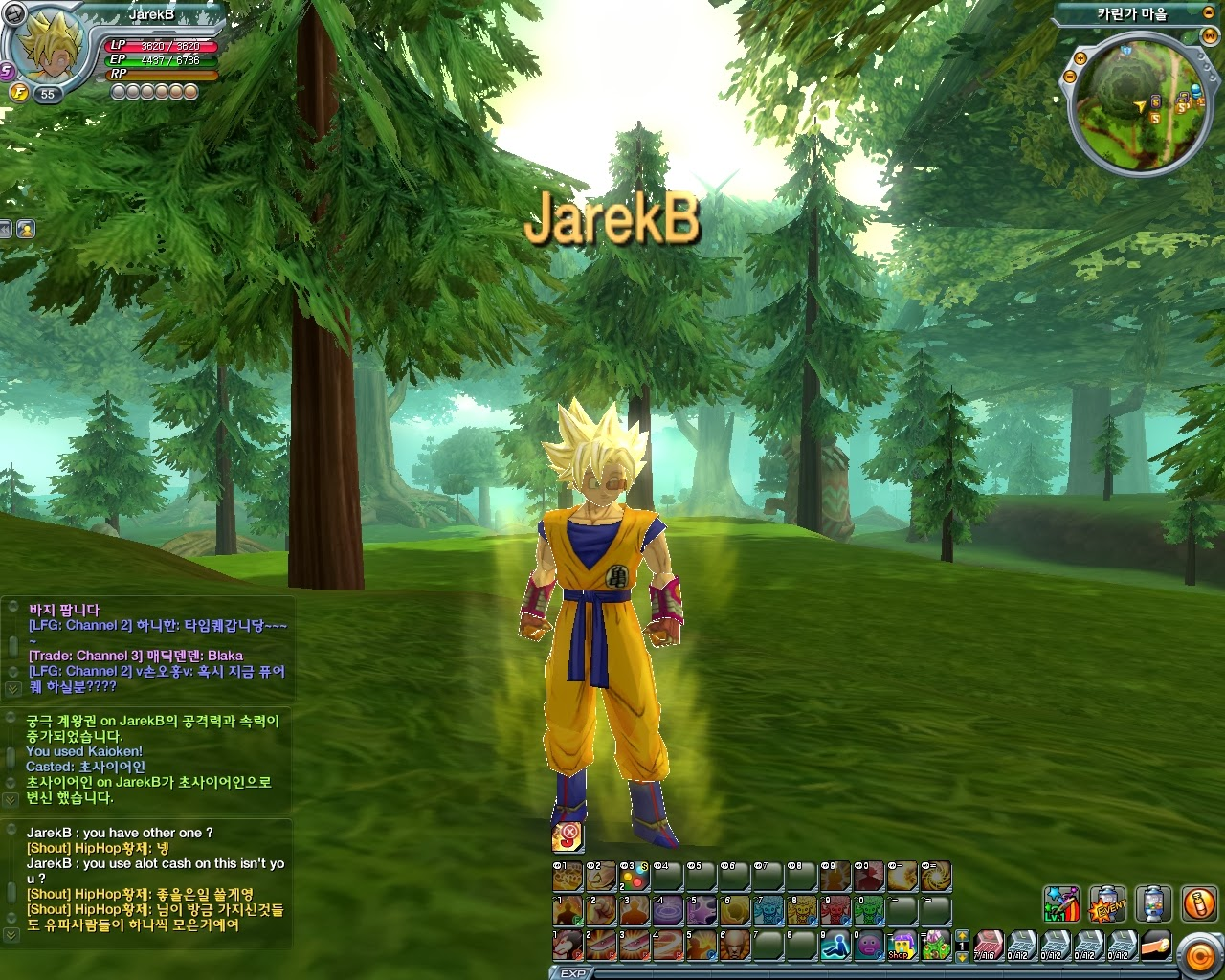 Download Dragonball Mmorpg - gettmo