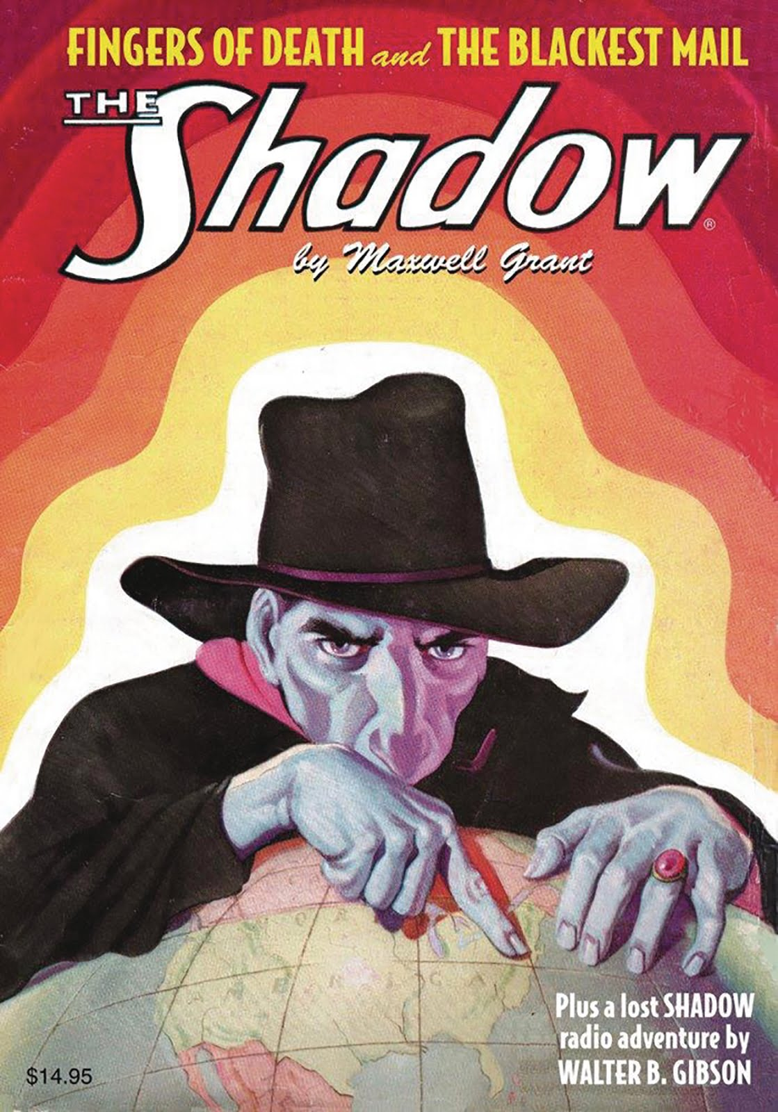 The SHADOW KNOWS.