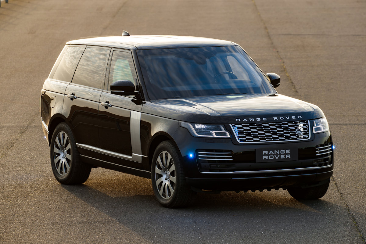 Is The 2019 Range Rover Sentinel The Most Capable Bullet