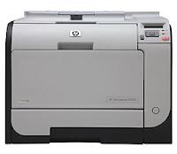 HP Color Laserjet CP2025 Driver