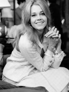 Celebrity Hairstyle Jane Fonda Hair Style Trends