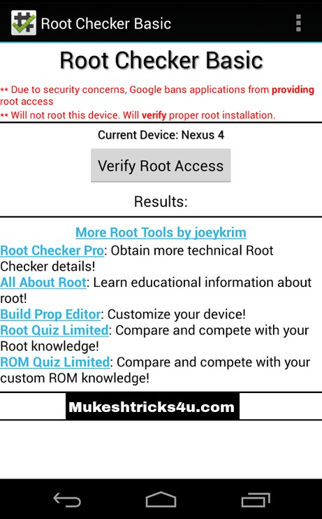 How To Root Android Device Without Pc - Cyber Security Squad