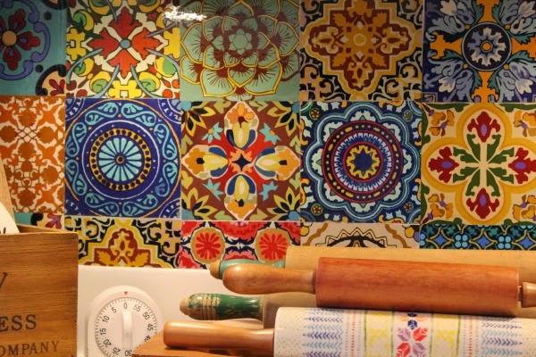 My Boho Cottage Kitchen | COZY LITTLE HOUSE