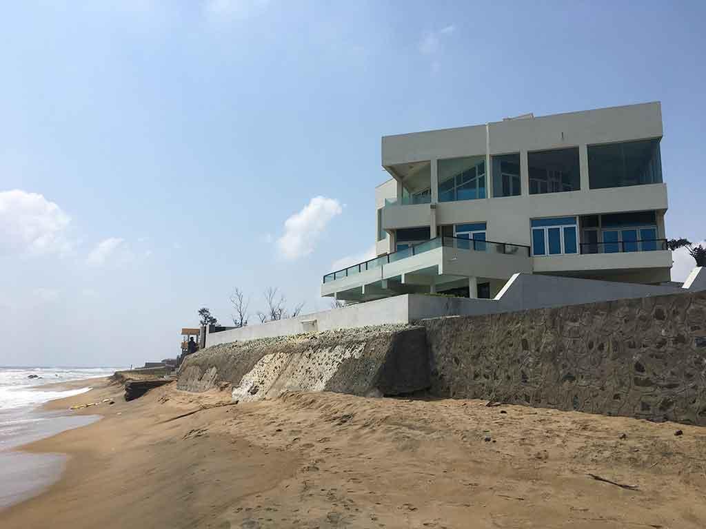 best luxury beach house in ecr