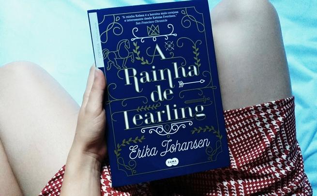 A Rainha de Tearling | Erika Johansen