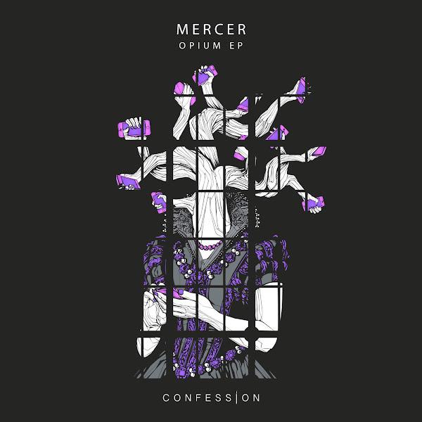 Mercer - Opium - EP Cover