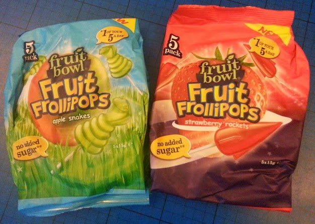 Fruit Bowl Frollipops review