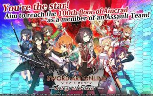Free Download Sword Art Online Integral Factor Mod Apk 2018